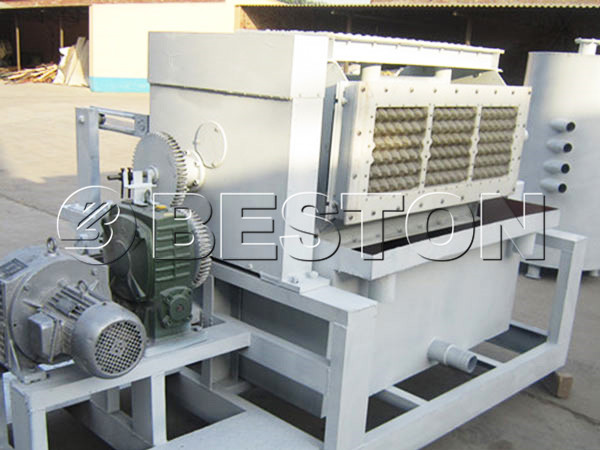 2000pcs Egg Tray Making Machine