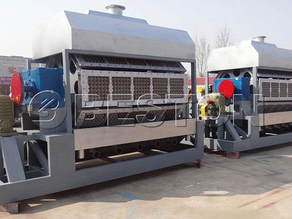 4000-5000pcs Automatic Egg Tray Making Machine