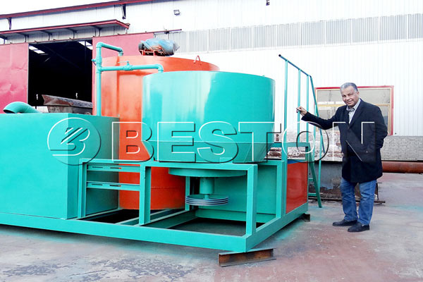 Algeria Customer Buy Beston Machine