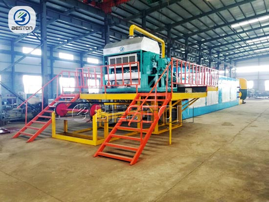 Automatic Metal Drying Line
