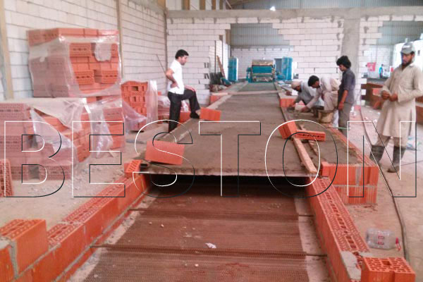 Building Drying Line