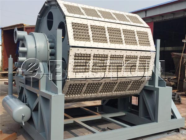 Egg Tray Making Machine With Competitive Price