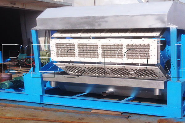 Semi-automatic Paper Egg Tray Machine