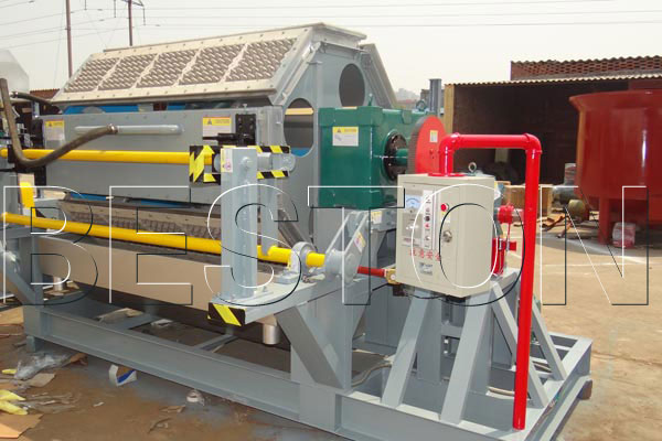 Apple Fruit Tray Making Machine For Sale | Environment Friendly Machine