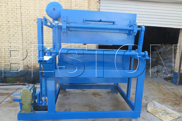 manual egg tray machine