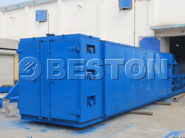 Single Metal Drying Line