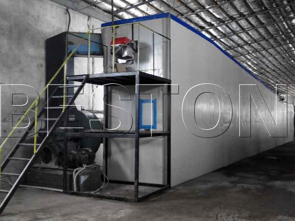 metal muti layer drying line