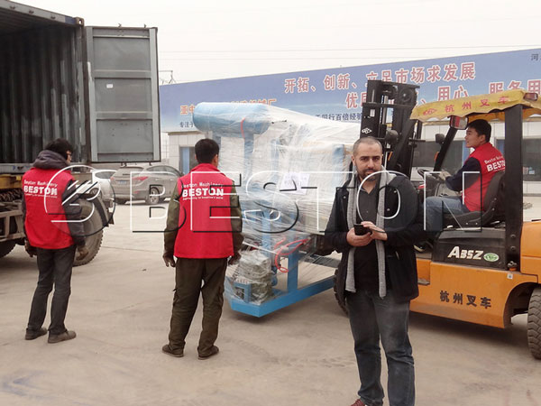 Algeria customer