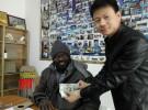 Customer from Senegal Visit Us