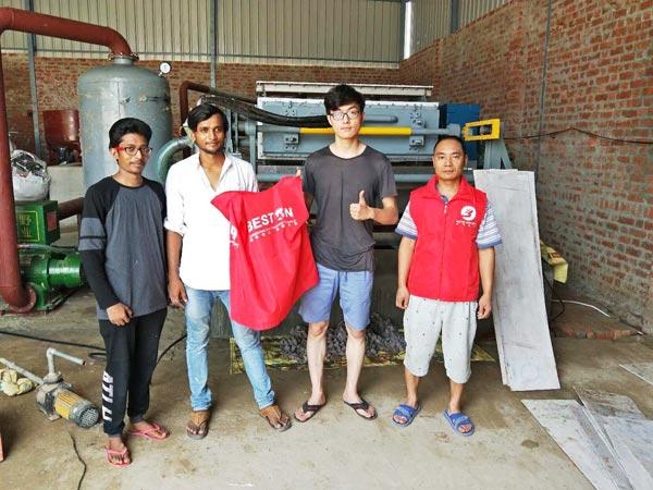 Beston Install In India