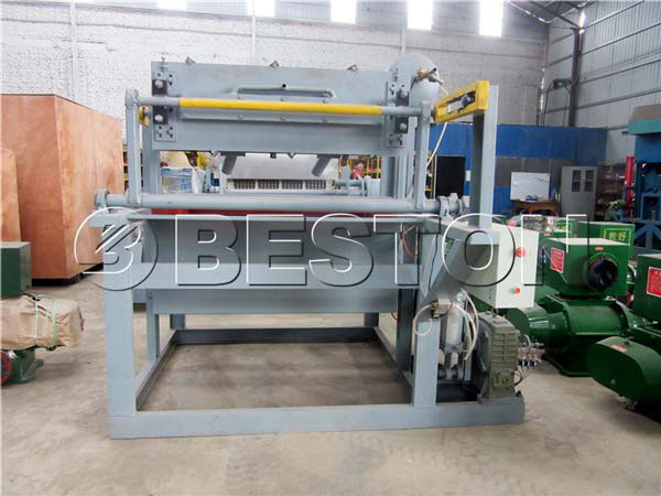 1000pcs Egg Tray Making Machine