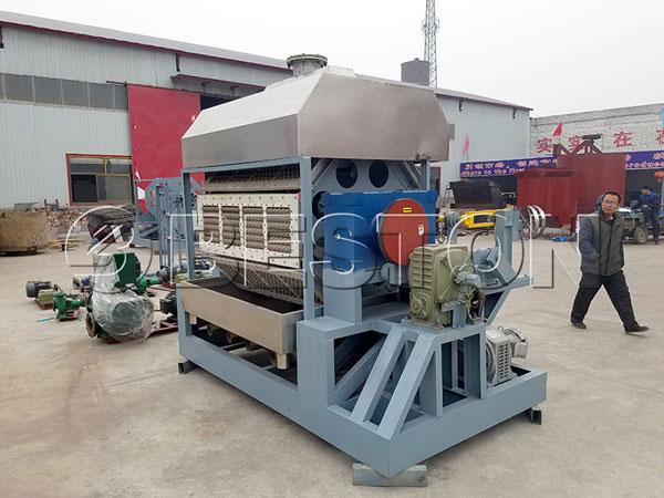 3000-5000pcs Egg Tray Making Machine