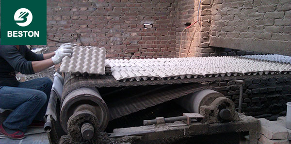 Belt Conveyor Brick Drying Line