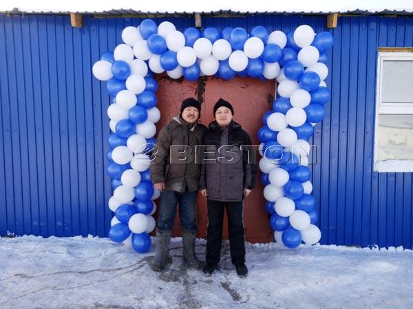 Bestion Engineer in Kazakhstan