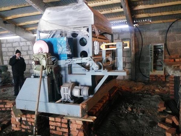Egg Tray Making Machine in Kazakhstan