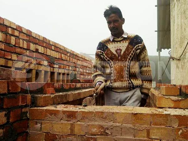 Build Brick Drying Line